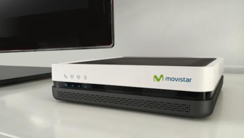 Movistar Home Gateway Unit