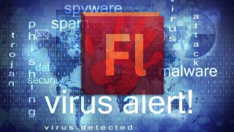 El malware en Adobe Flash ha aumentado un 317% en 2015