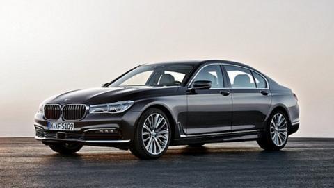 BMW Serie 7 coches más tecnológicos mundo