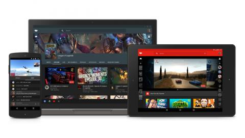 Google presenta YouTube Gaming para competir con Twitch