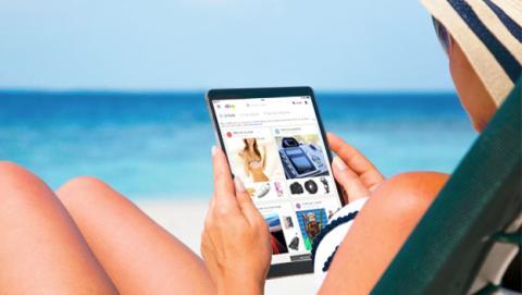 Los mejores gadgets para el verano que encontrarás en eBay