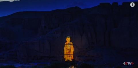 Buda vuelve a la vida con holograma