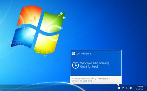 ¿Qué sucede si no reservas las actualización de Windows 10?