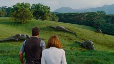 Jurassic World protagoniza el mejor estreno de la historia