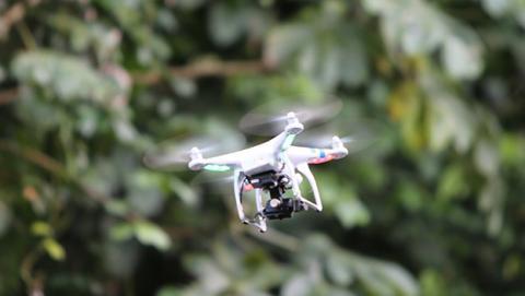 Microsoft caza mosquitos con drones para curar enfermedades