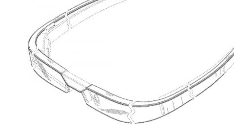 Google Glass 2 patente