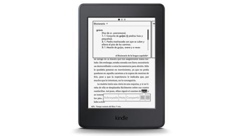 Nuevo Kindle Paperwhite con pantalla de más resolución