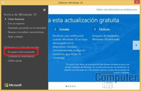 FAQ Windows 10