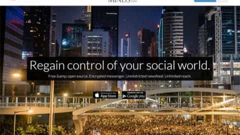 Minds.com, alternativa segura a Facebook