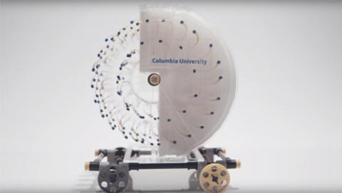 Dispositivos que usan la evaporación como fuente de energía