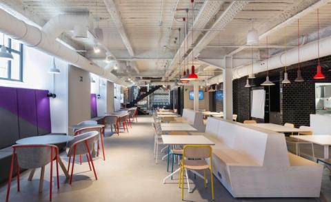 Campus Madrid de Google