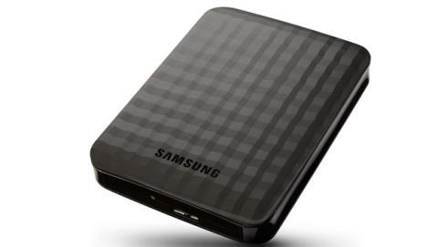 El nuevo disco duro portátil de Samsung de 4 Gb