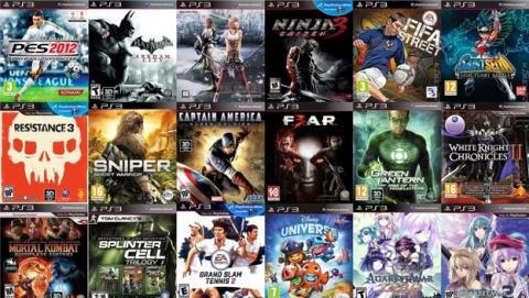 Tus juegos de PS3 no funcionarán en PS4, según Sony.