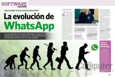 WhatsApp evoluciona