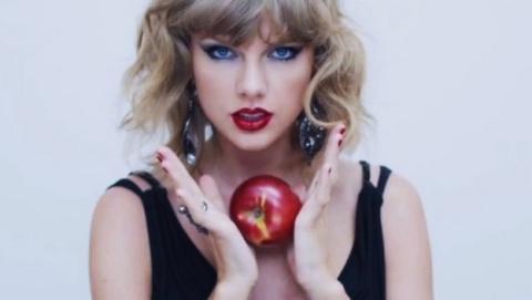 Apple Music no paga a los músicos los tres primeros meses. Taylor Swift se rebela.