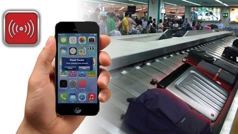 Space Case 1, la maleta inteligente con lector de huellas, sensor antirrobo, cargador y GPS.