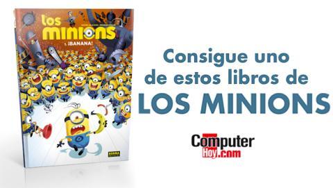 5 libros de Los Minions