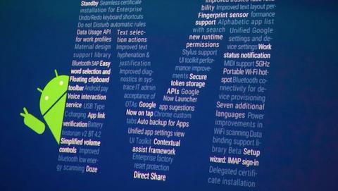 Sony lanza versión preliminar de Android M para desarrolladores