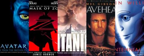 Fallecimiento James Horner