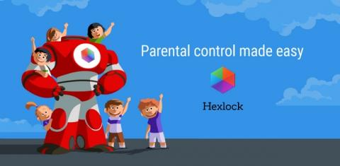 Hexlock control parental fácil