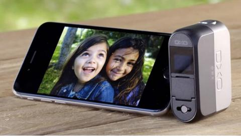 DxO ONE convierte tu iPhone en una réflex