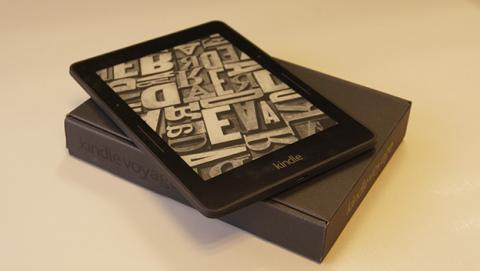 Kindle Voyage análisis características pruebas