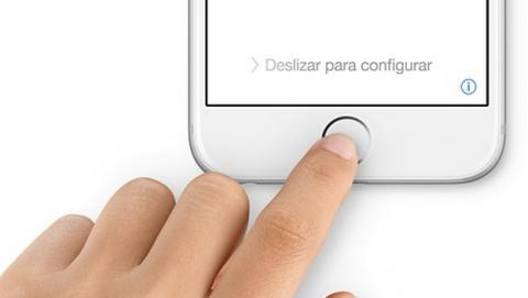 Apple podría eliminar el botón Home en el iPhone 7.