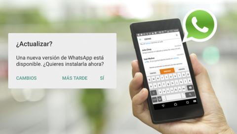 WhatsApp permite hacer búsquedas en todos los chats a la vez