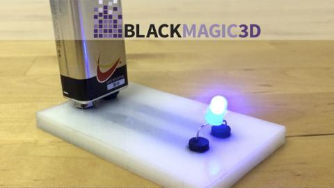 Desarrollan un material para impresoras 3D a base de grafeno