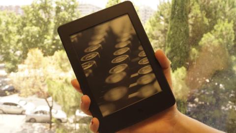 Kindle Paperwhite 2015 análisis características pruebas