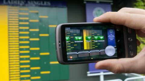 Las mejores apps para seguir Wimbledon para Android e iPhone