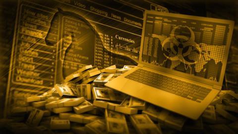 El troyano Dye ha afectado a más de mil instituciones financieras