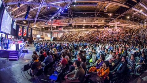 Gamergy 2015, el campeonato de eSports de la Liga de Videojuegos Profesional, comienza en Madrid.