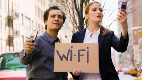 Wi-Fi gratis de Google