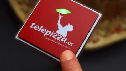 Botones inteligentes para pedir pizza o un taxi en un clic