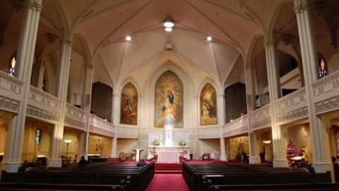 reconocimiento facial iglesias