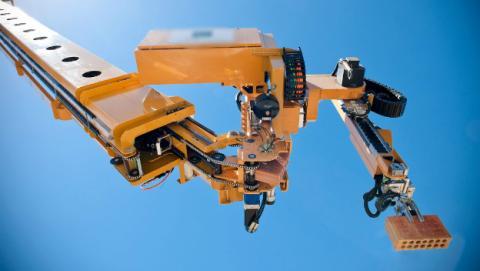 Hadrian, el robot que revolucionará la industria de la construcción