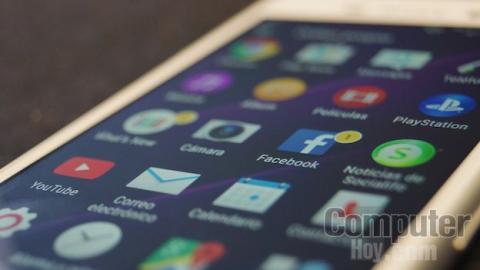 Sony Xperia M4 aqua apps
