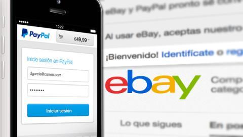 eBay se separará de PayPal el 17 de julio