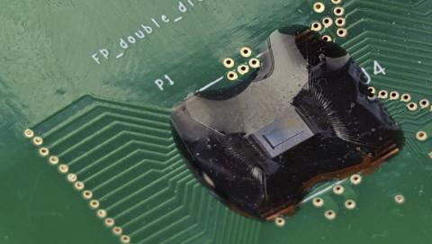 Un sensor 3D de huellas dactilares para mejorar la seguridad