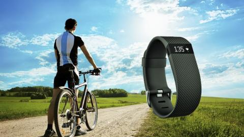 Controla tu pulso con Fitness Fitbit Charge HR