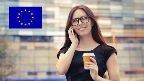 El fin del roaming en junio de 2017, la UE fija precios de las tarifas de roaming para 2016