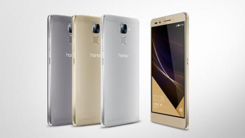 Honor 7: Honor venderá su nuevo móvil de gama alta por 290 €