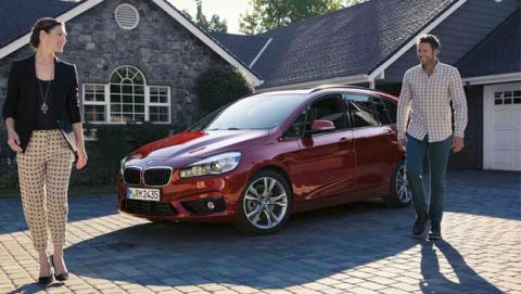 Prueba gratis el nuevo BMW Serie 2 Gran Tourer