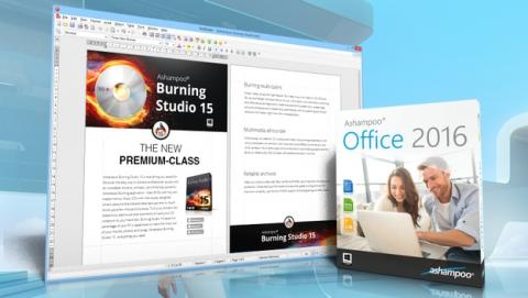 Ashampoo Office 16, la suite de ofimática alternativa y 100% compatible con los documentos de Microsoft Office.