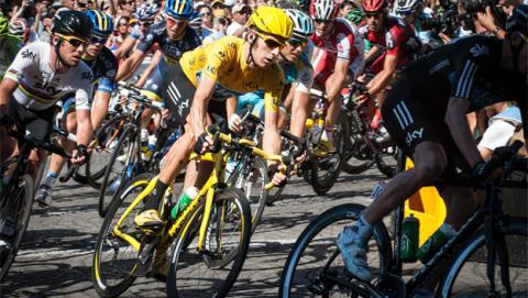 Las mejores apps para seguir en directo el Tour de Francia 2015