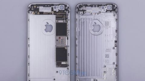 iPhone 6S: se filtran las primeras fotos del nuevo diseño