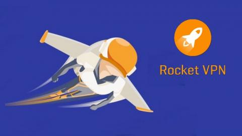 Rocket VPN, una red virtual privada en tu smartphone.