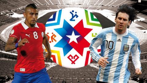 Dónde ver en directo online la final de la Copa América 2015 entre Chile y Argentina