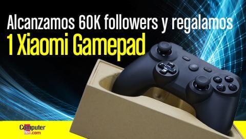 Alcanzamos 60.000 FW en twitter y regalamos un Xiaomi Gamepad
